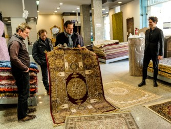 Buying a flying carpet