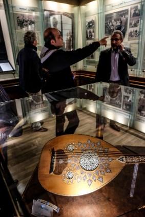 Oldest Music Instrument Museeum Cairo