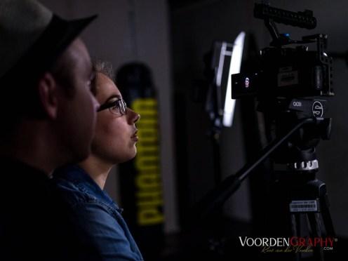 2017 Videoshooting Julian Thome ... 'making of' Fotos und Portraits der Darsteller