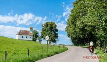 Kapelle am Bodensee-Königsee-Radweg