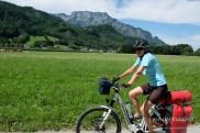 Am Alpe-Adria-Radweg