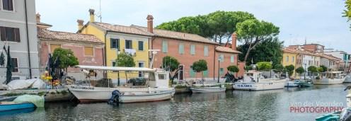 Fischerhafen von Grado