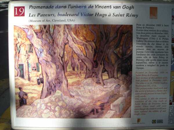 Les Traces De Vincent Van Gogh Saint