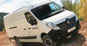 renault master x-track