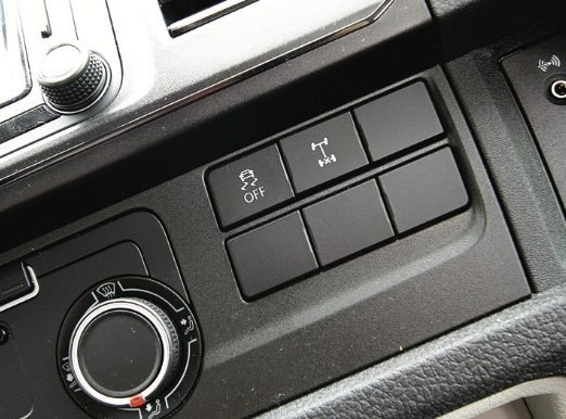 fourgon aménagé volkswagen T6 4Motion