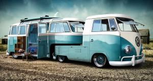 vw combi caravane