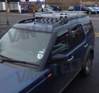 Land Rover Discovery 3 & 4 Overland Aluminium Roof Rack ...