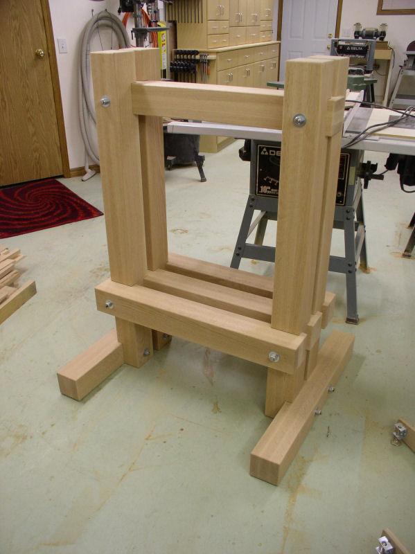 Dempsey Woodworking  Apple Cider Press