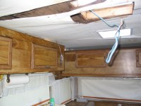 RV Trailer Floor Damage