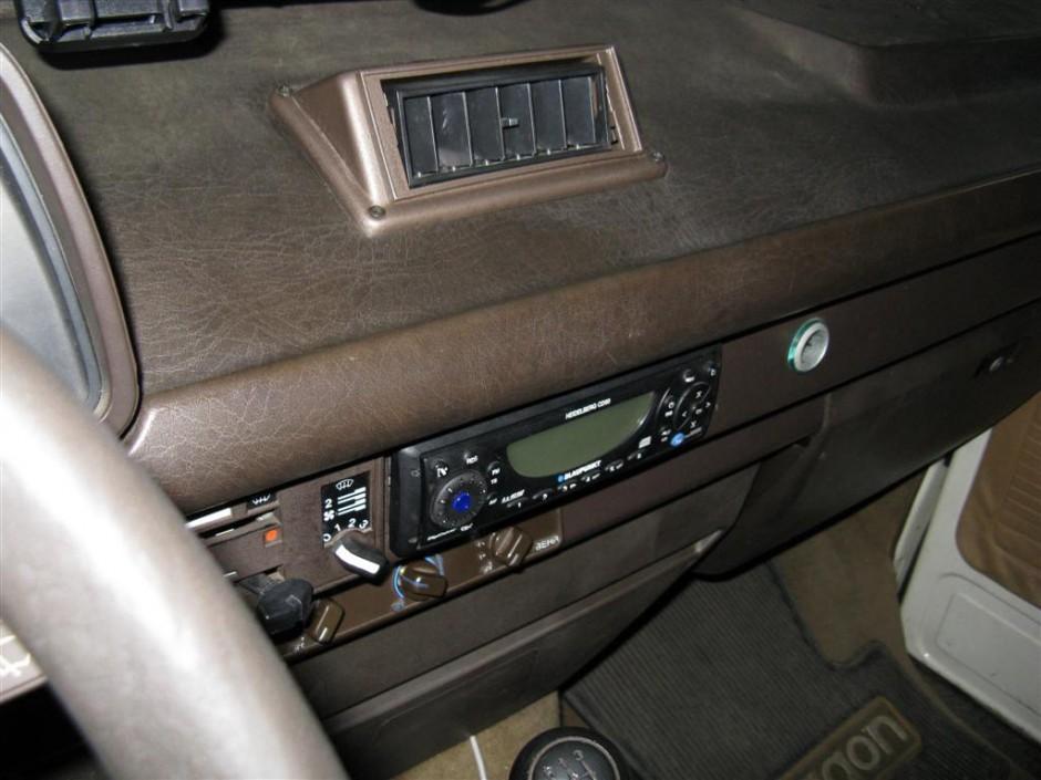 Dash board AC vent in a Vanagon  Vanagon Hacks  Mods