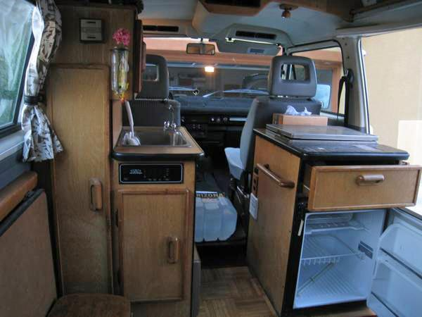 cabinet for kitchen sale corner table with bench high top adventure wagon | vanagon hacks & mods ...