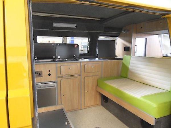 ebay kitchen cabinets lighting fixtures ceiling gorgeous lime green interior   vanagon hacks & mods ...