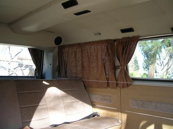 Adding curtains to a noncamper Vanagon  Vanagon Hacks  Mods  VanagonHackscom
