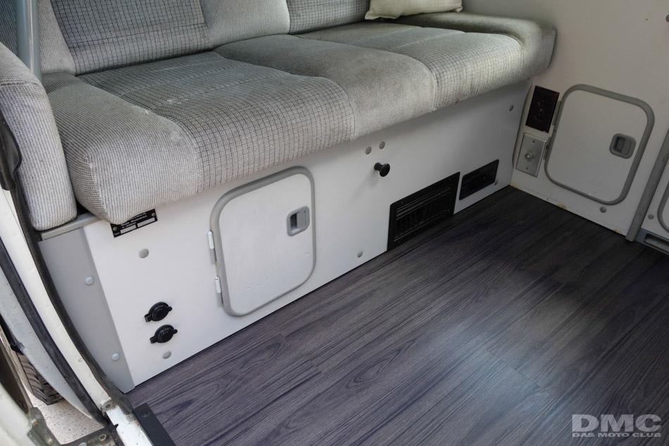 2007 Volkswagen Fuse Box Vinyl Wood Floor Upgrade Vanagon Hacks Amp Mods