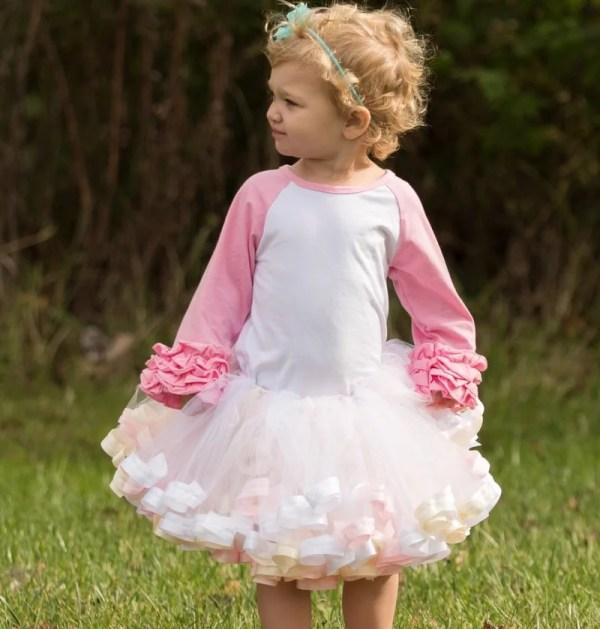 fluffy tutu skirt