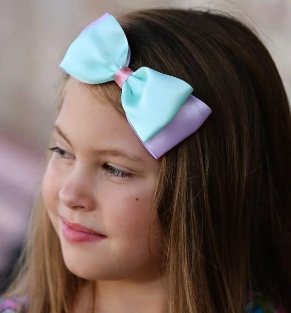 handmade headband for baby girl