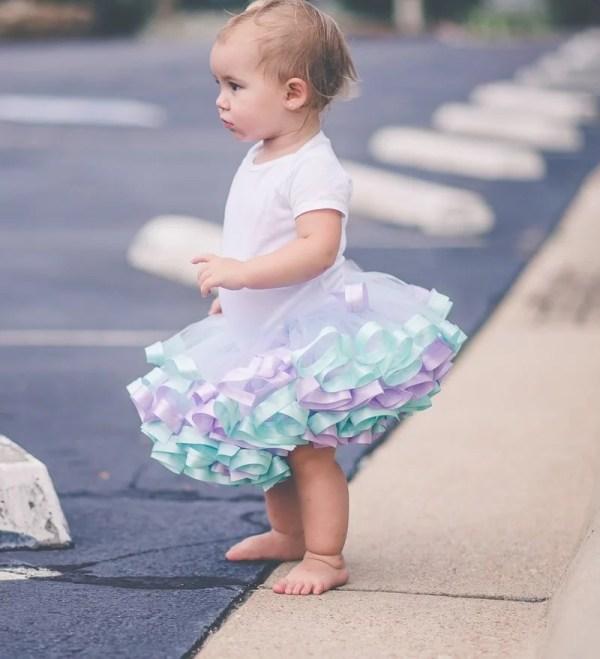 infant girl tutu dress