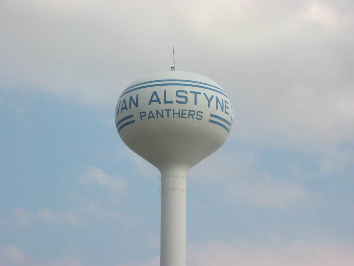 Water Tower Homes Van Alstyne Water Tower Van Alstyne Homes