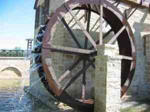 Entrance to The Bridges -Gunter,TX -VanAlstyneHomes.com