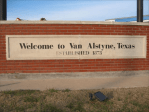 Welcome to Van Alstyne Sign