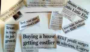 Dallas Area Housing Market Headlines