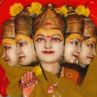 Gayatri Temples,.An Explanation Of Gayatri