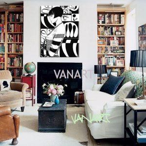 Tecniche per dipingere quadri moderni e astratti su tela, colori accesi. Quadri Moderni Come Capire Se Sono Realizzati A Livello Amatoriale O Da Un Artista