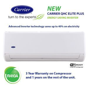 CARRIER QHC ELITE PLUS