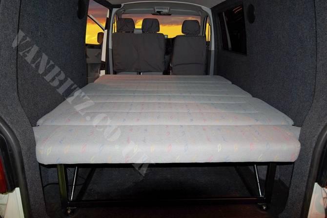 Easy Sleeper Van sofa bed bench seat
