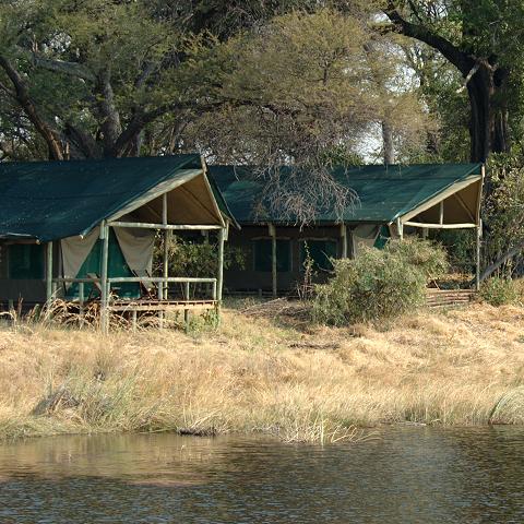 Botswana safari - Kwando