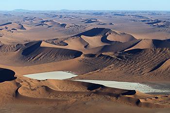 Rondreis Namibie - Dead Vlei
