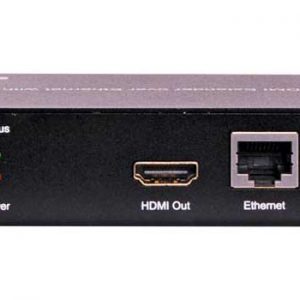 A3149 • HDMI Over IP UTP Balun Receiver With POE IR And RS232