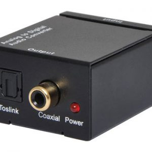 A3198A • Stereo Audio To Digital Audio Converter