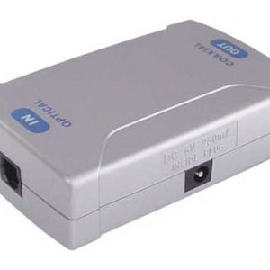 A3205 • Toslink Optical Digital To SPDIF Coaxial Audio Converter
