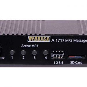 A1717 • 4 Way MP3 Message Player