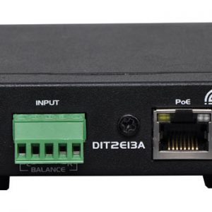 A3165 • Audio Over IP Dante POE Transmitter