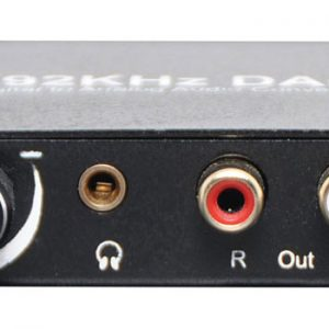 A3195 • Digital To Analog Audio Converter