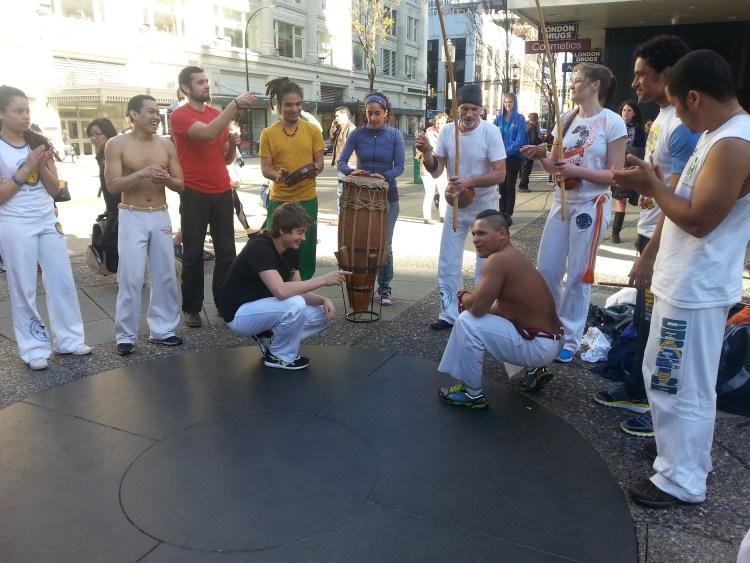 Vancouver Wedding Venues - Entertainers Capoeira