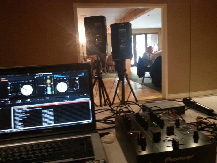 Vancouver Wedding Venues - DJ Service