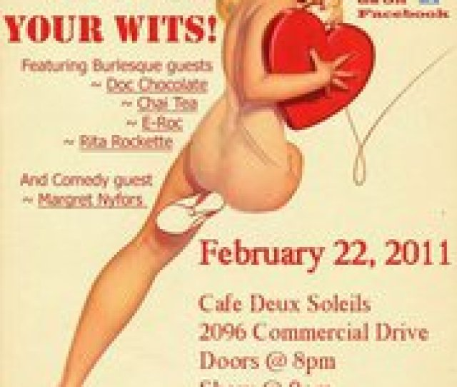 Prov Meets Burlesque Show