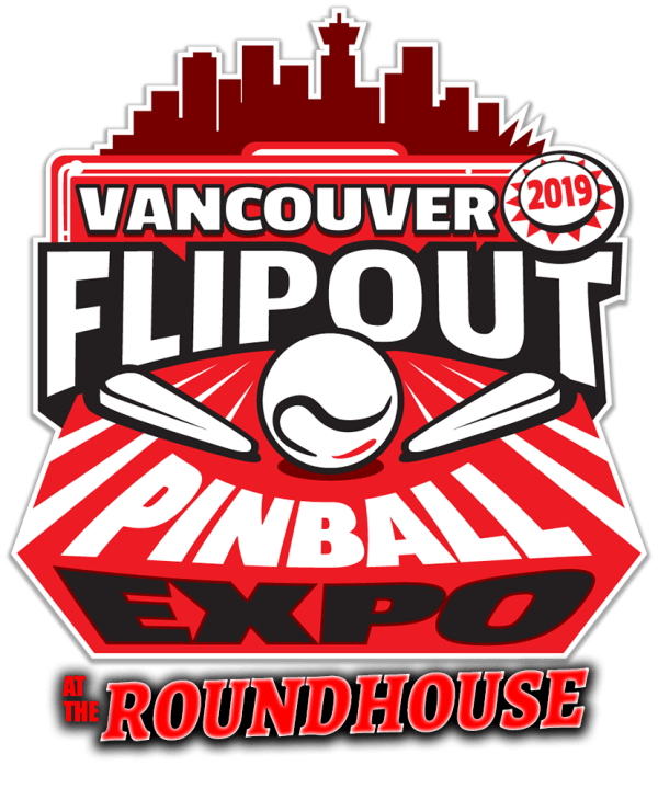Vancouver FlipOut Pinball Expo October 36 2019