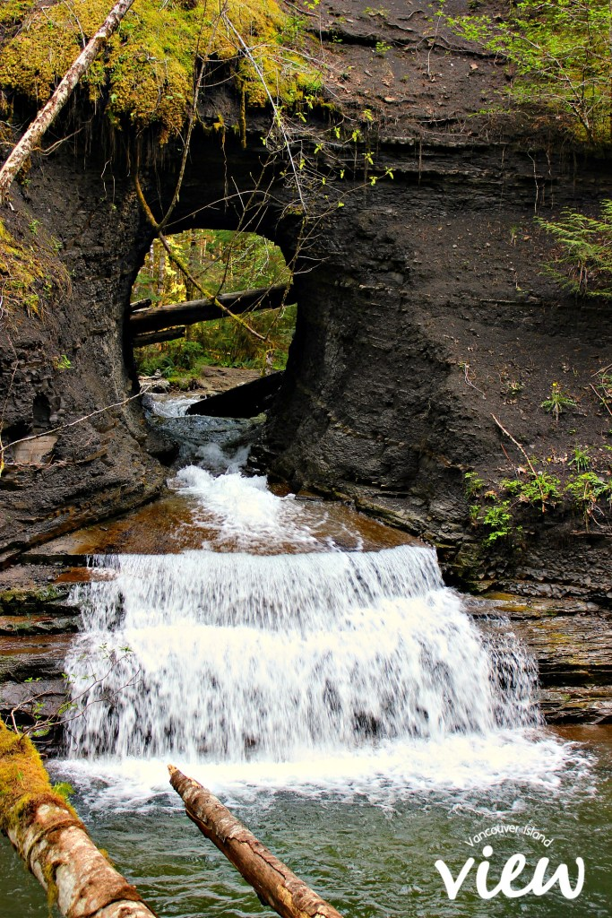 Hole in the Wall - one of the many hidden gems of Vancouver Island.