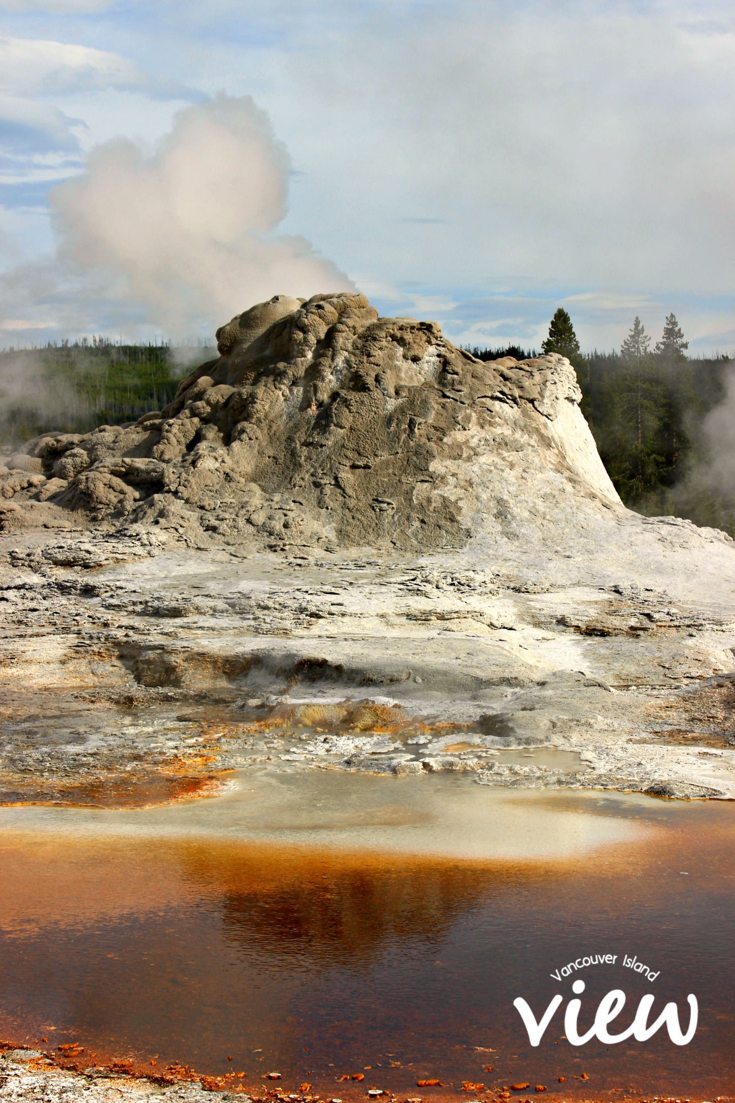 Mud Volcano Yellowstone National Park Highlights And
