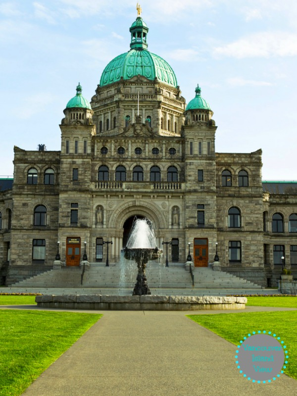 Victoria on Vancouver Island has many fascinating facts and finds