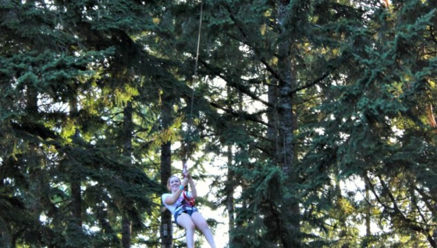 For an exhilarating adventure head to the Elements Park in Nanaimo, and get ready to unleash your wild side at WildPlay!