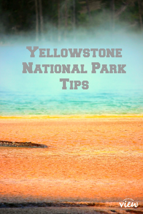 Yellowstone National Park. Tips and tricks of making the most of your time at this popular US destination. Amazing photos too!