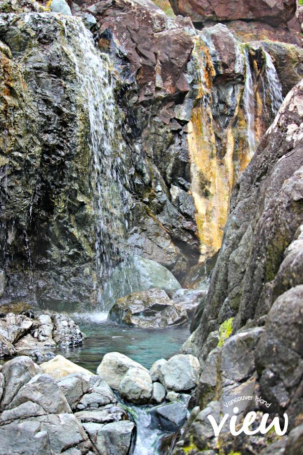 Hot Springs Cove - Tofino