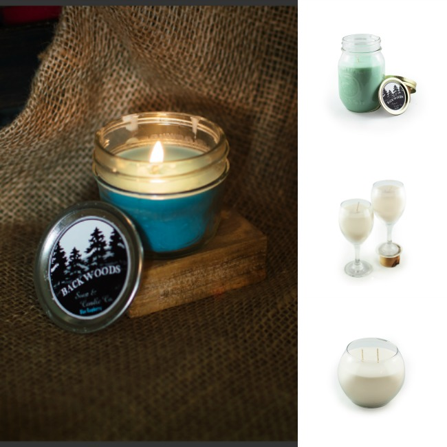 Backwoods Soap and Candle Co - one of the amazing artisans featured in our Vancouver Island Gift Guide - Gift Ideas for Her
