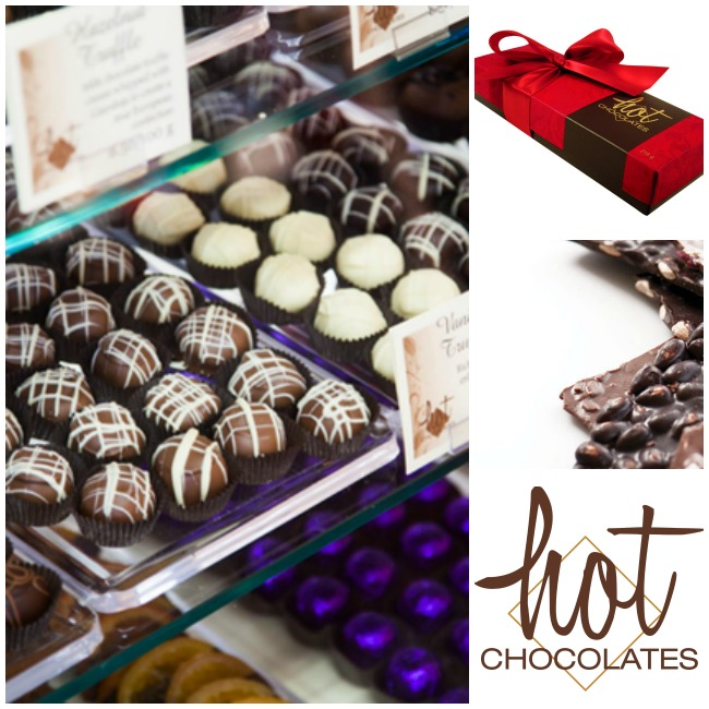 Hot Chocolates - one of the amazing artisans featured in our Vancouver Island Gift Guide - Gift Ideas for Her