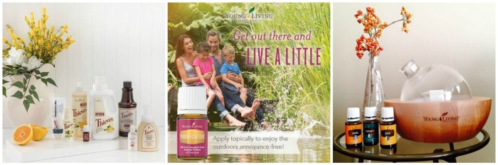 For unique gift ideas visit Young Living Essential Oils
